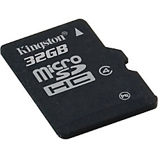 Kingston MBLY4G232GB 32 GB microSDHC