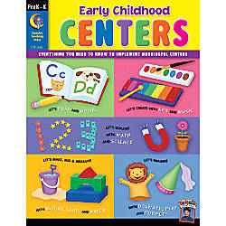 Creative Teaching Press Early Childhood Centers