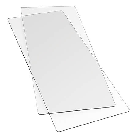 Sizzix Extended Cutting Pads, Pack Of 2