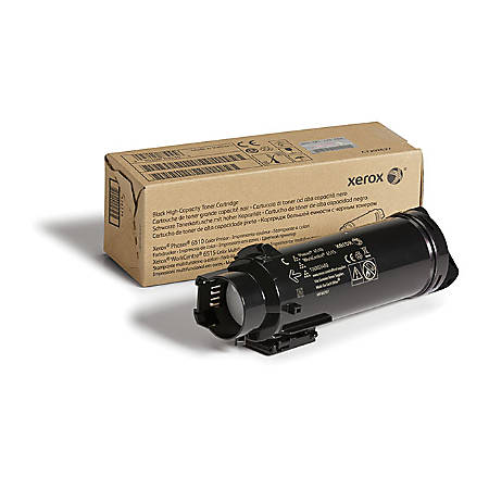 Xerox® 106R03480 High-Yield Black Toner Cartridge