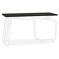 Mayline Glass Top for 2 Drawer
