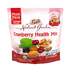 Natures Garden Cranberry Health Mix 12