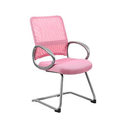 Boss Mesh Guest Chair 39 H