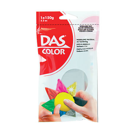 Prang® DAS Air-Hardening Modeling Clay, Silver