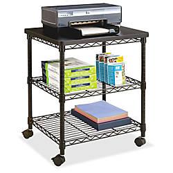 New Safco Printer Cart