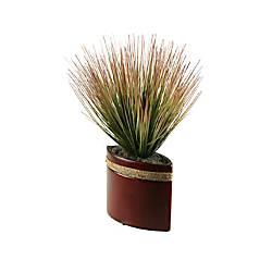 Realspace 15 Green Onion Grass Plant