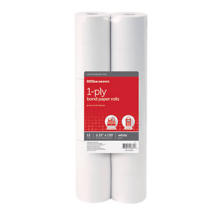 Calculator Paper Rolls - Office Depot