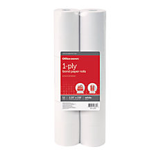 Office Depot Brand Single Ply Paper