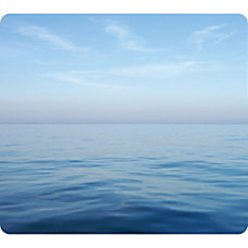 Fellowes Optical Mouse Pad Blue Ocean