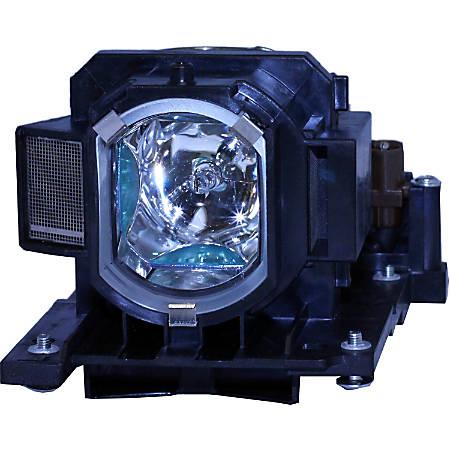V7 Repl lamp for Hitachi DT01021CP-X2510/X2011/X2511/X3011/X4011 CPX2010LAMP