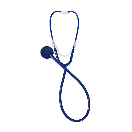 MABIS Dispos-A-Scope™ Single-Patient Stethoscope, Blue