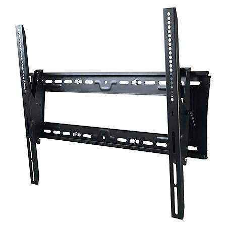 Atdec Low profile single display LCD/LED/Plasma TV wall mount