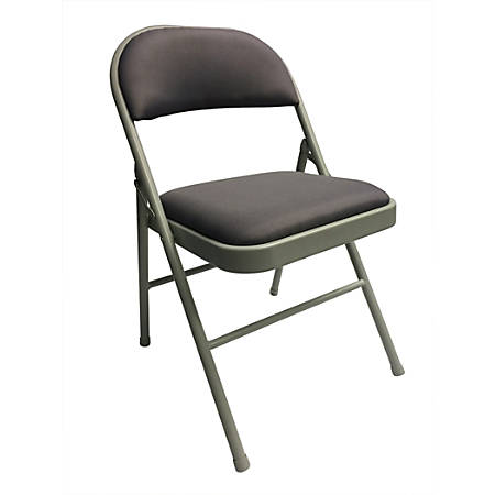 Folding Padded Chairs Taketheduck Com