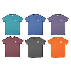 Crew Neck T Shirt