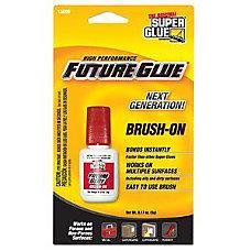 Super Glue Future Glue Brush on