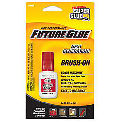 Super Glue Future Glue Brush on