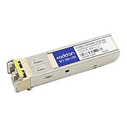 AddOn Brocade E1MG CWDM80 1550 Compatible