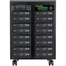 Aleratec 115 Standalone Blu rayDVDCD Duplicator