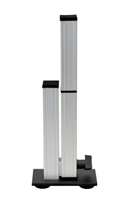 Ergo Desktop Stabilization Leg For Kangaroo Adjustable Height Desks