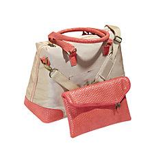 TJ Riley Co Polyester Boarding Bag