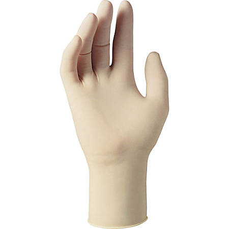 Kimberly-Clark Powder-Free Latex Exam Gloves, Small, Box Of 100