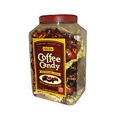 Balis Assorted Coffee Candy Jar 35