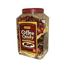Balis Assorted Coffee Candy Jar 35