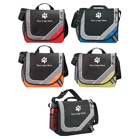 """Bolt Urban Messenger Bag, 12 1/4""""H x 13 1/2""""W x 3 1/4""""D"""