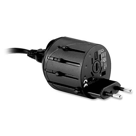 Kensington® 33117 International All-in-One Travel Plug Adapter