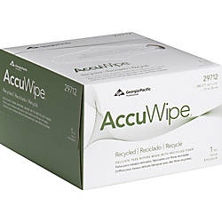 AccuWipe Delicate Task Wipers For Precision