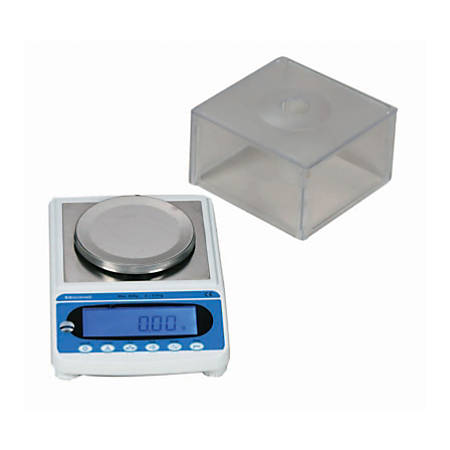 """Brecknell® MBS-300 Precision Dietary Scale, 10""""H x 12""""W x 5""""D, White"""
