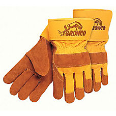 BRONCO SIDE LEATHER PALMGLOVES 2 12