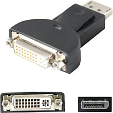 AddOn DisplayPort Male to DVI I