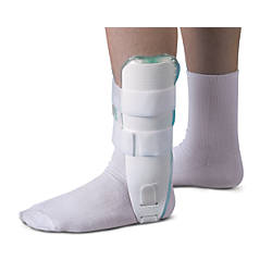 CURAD AirFoam Stirrup Ankle Splint Universal
