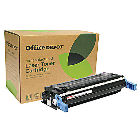 Office Depot® Brand 23A Remanufactured Toner Cartridge Replacement For HP 641A Magenta