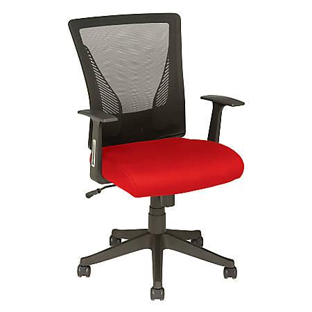 Brenton Studio® Radley Task Chair, Red