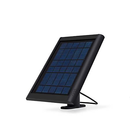 RING V4 Solar Panel, Black