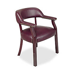 Lorell Berkeley Traditional Captain Side Chair