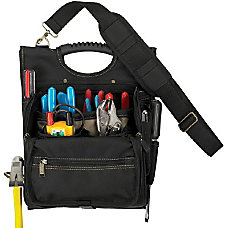 21 PKT ZIPPERED PROF ELECTRICIANS TOOL