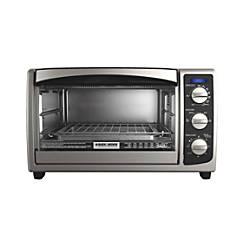 Black Decker Countertop Convection Toaster Oven