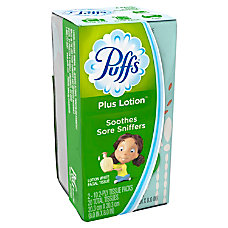 Puffs Plus Lotion To Go 2