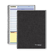 Mead QuickNotes 1 Subject Business Notebook