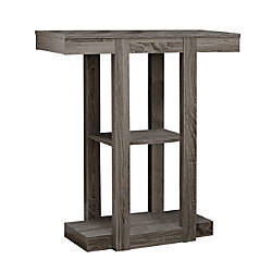 Monarch Specialties Console Table 3 Tier