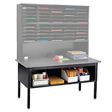 Safco E Z Sort Mailroom Furniture