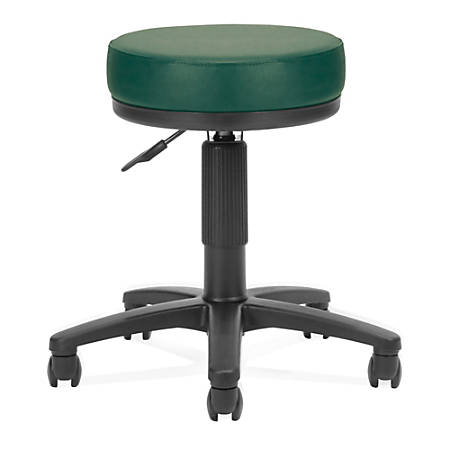 OFM Antimicrobial/Antibacterial Utilistool, Teal/Black