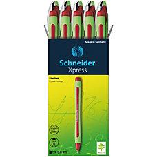 Schneider Xpress Porous Point Pens Needle