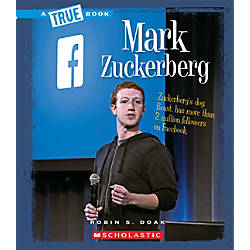 Scholastic A True Book Biographies Mark