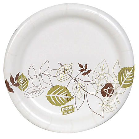 Dixie® Ultra Heavyweight Paper Plates, 5 7/8