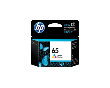 HP 65 Tricolor Ink Cartridge N9K01AN140 By Office Depot OfficeMax