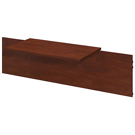 "Bush Business Furniture Components Elite C-Leg Bridge, 42""W x 24""D, Hansen Cherry, Standard Delivery"